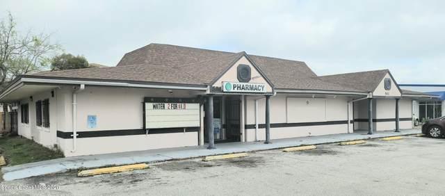 502/504 Garden Street, Titusville, FL 32796 (MLS #897894) :: Blue Marlin Real Estate