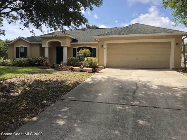 1378 Torgerson Road SE, Palm Bay, FL 32909 (MLS #897902) :: Blue Marlin Real Estate
