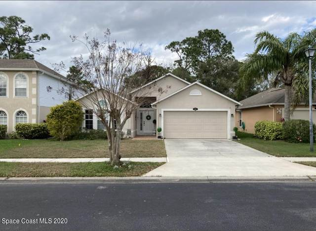 249 Macon Drive, Titusville, FL 32780 (MLS #897903) :: Coldwell Banker Realty