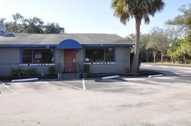 4155 N Courtenay Parkway, Merritt Island, FL 32953 (MLS #897940) :: Premium Properties Real Estate Services
