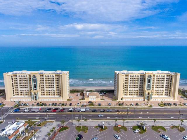 1045 Highway A1a #1006, Satellite Beach, FL 32937 (MLS #897942) :: Blue Marlin Real Estate