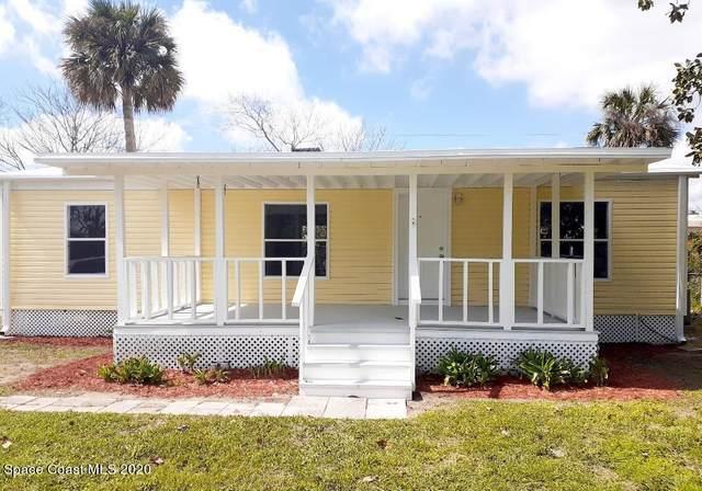 3925 W Ridgewood Drive, Cocoa, FL 32926 (MLS #897950) :: Premium Properties Real Estate Services