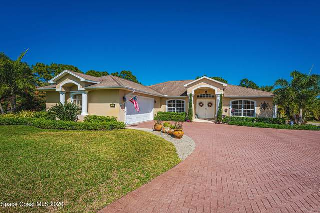 116 Harbor Point Drive, Sebastian, FL 32958 (#897953) :: The Reynolds Team/ONE Sotheby's International Realty