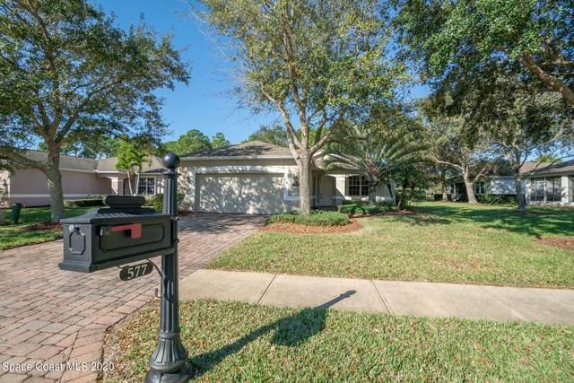 577 Gardendale Circle SE, Palm Bay, FL 32909 (MLS #897954) :: Blue Marlin Real Estate