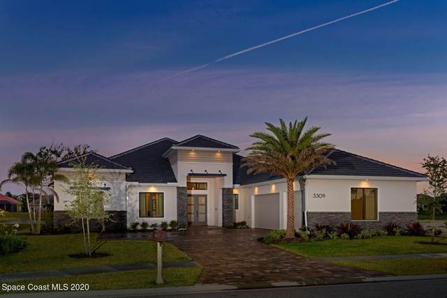 3718 Lake Adelaide Place, Rockledge, FL 32955 (MLS #897991) :: Blue Marlin Real Estate