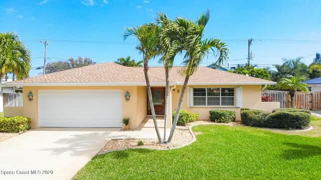 645 Bimini Road, Satellite Beach, FL 32937 (MLS #897996) :: Blue Marlin Real Estate