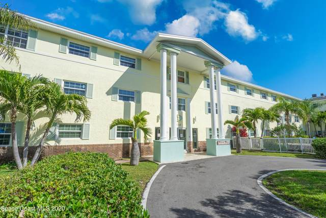 230 Columbia Drive #309, Cape Canaveral, FL 32920 (MLS #897999) :: Engel & Voelkers Melbourne Central