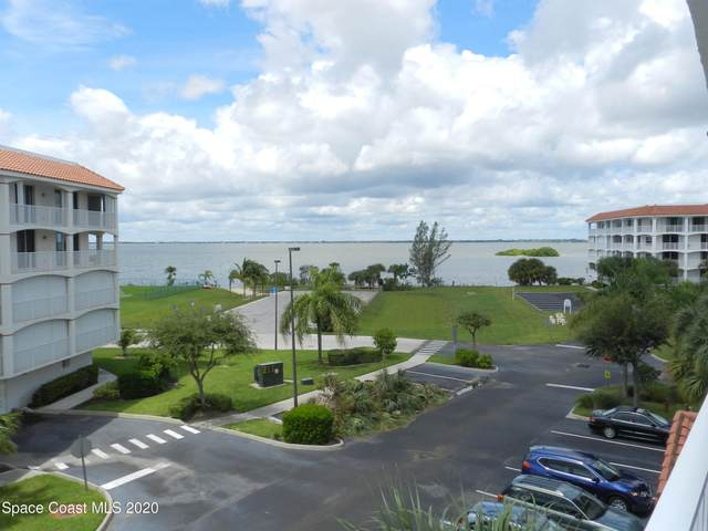 8924 Puerto Del Rio Drive #9202, Cape Canaveral, FL 32920 (MLS #898006) :: Premium Properties Real Estate Services
