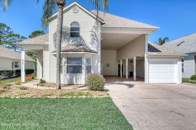 630 Pineridge Court, Titusville, FL 32780 (MLS #898031) :: Coldwell Banker Realty