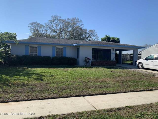 1366 Cromey Road NE, Palm Bay, FL 32905 (MLS #898038) :: Engel & Voelkers Melbourne Central