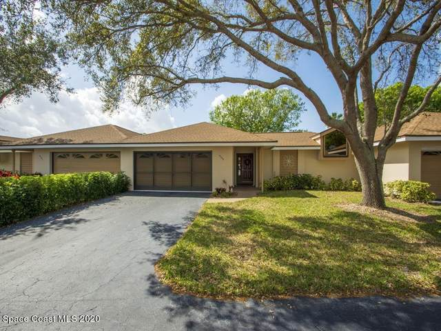6255 Mirror Lake Court #6255, Sebastian, FL 32958 (#898039) :: The Reynolds Team/ONE Sotheby's International Realty