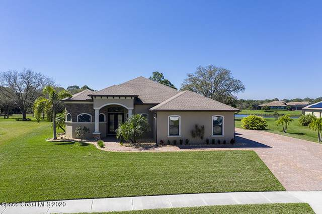 5015 Stafford Drive, Melbourne, FL 32934 (MLS #898044) :: Coldwell Banker Realty