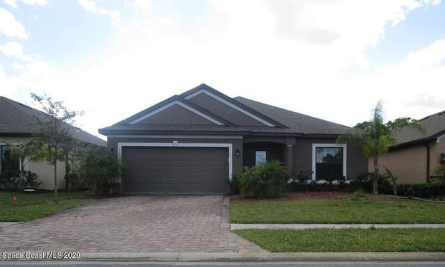 920 Dillard Drive SE, Palm Bay, FL 32909 (MLS #898046) :: Engel & Voelkers Melbourne Central
