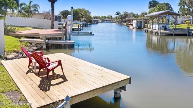785 Jacaranda Street, Merritt Island, FL 32952 (MLS #898051) :: Blue Marlin Real Estate