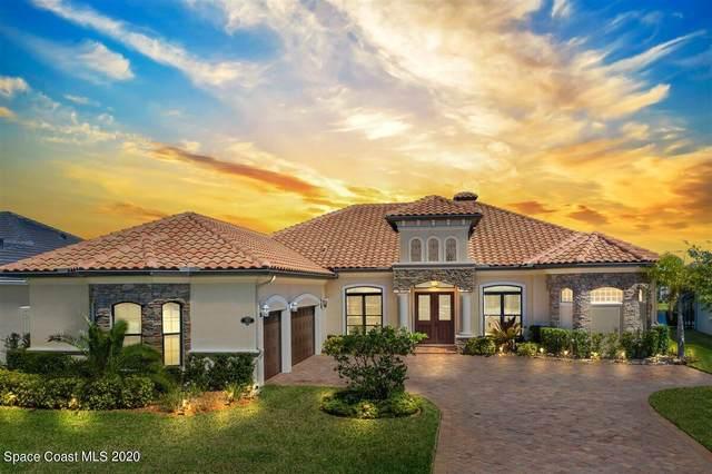 3922 Durksly Drive, Melbourne, FL 32940 (MLS #898068) :: Premium Properties Real Estate Services