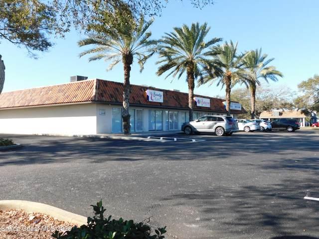 129 W Hibiscus Boulevard, Melbourne, FL 32901 (MLS #898109) :: Blue Marlin Real Estate