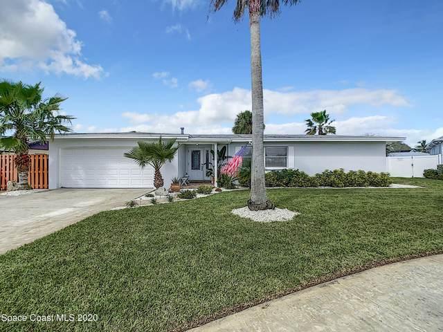 1605 Mercury Street, Merritt Island, FL 32953 (MLS #898118) :: Blue Marlin Real Estate