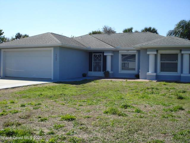 6482 Bamboo Avenue, Cocoa, FL 32927 (MLS #898122) :: Premium Properties Real Estate Services