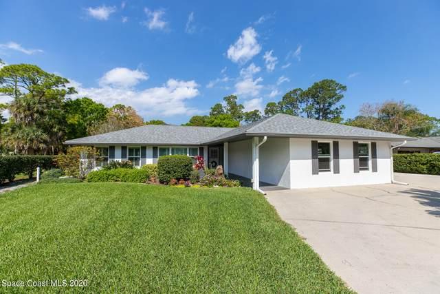 8600 Sylvan Drive, Melbourne, FL 32904 (MLS #898123) :: Engel & Voelkers Melbourne Central