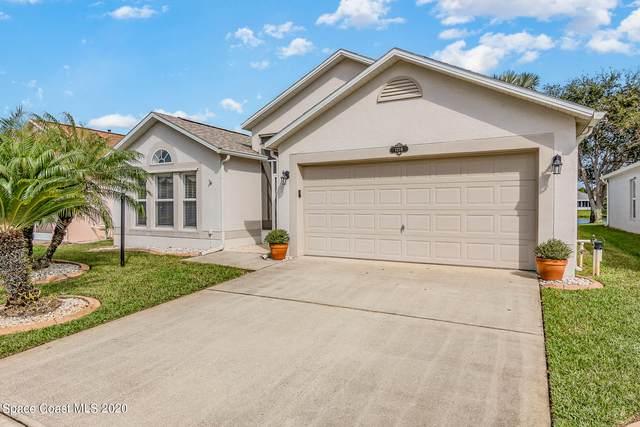 1216 White Oak Circle, Melbourne, FL 32934 (MLS #898124) :: Premium Properties Real Estate Services