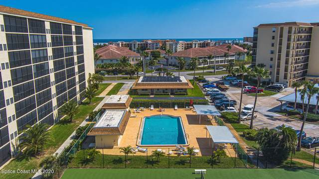 520 Palm Springs Boulevard #613, Indian Harbour Beach, FL 32937 (MLS #898143) :: Engel & Voelkers Melbourne Central