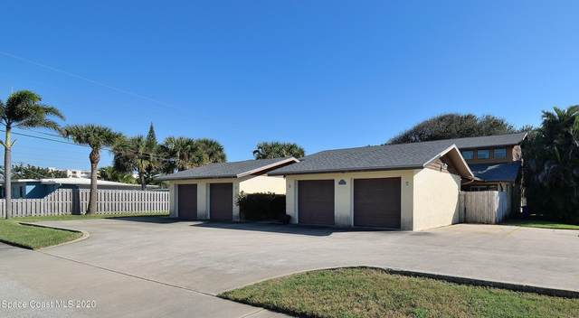 255 Woodland Avenue #1, Cocoa Beach, FL 32931 (MLS #898144) :: Coldwell Banker Realty