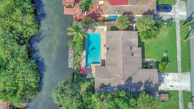 135 Richland Avenue, Merritt Island, FL 32953 (MLS #898149) :: Premium Properties Real Estate Services
