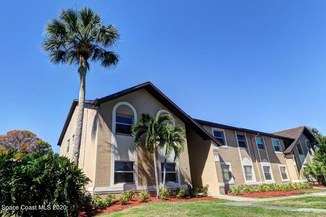 275 Spring Drive #3, Merritt Island, FL 32953 (MLS #898153) :: Blue Marlin Real Estate