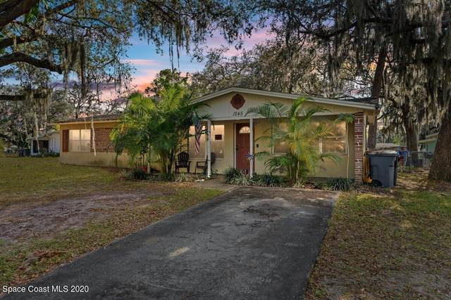 1245 Overlook Terrace, Titusville, FL 32780 (#898171) :: The Reynolds Team/ONE Sotheby's International Realty