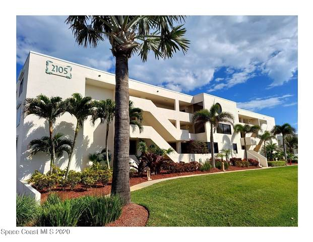 2105 Atlantic Street #631, Melbourne Beach, FL 32951 (MLS #898180) :: Premium Properties Real Estate Services