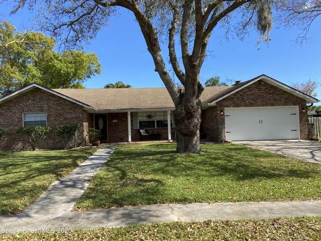 1237 Cimarron Circle NE, Palm Bay, FL 32905 (MLS #898196) :: Blue Marlin Real Estate