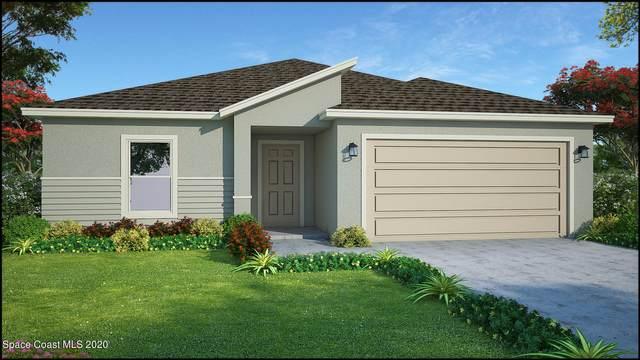 1610 Waco Boulevard SE, Palm Bay, FL 32909 (MLS #898239) :: Engel & Voelkers Melbourne Central