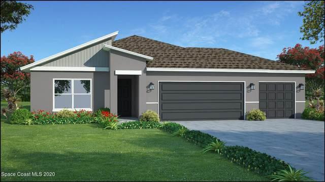 243 Fitchburg Street SW, Palm Bay, FL 32908 (MLS #898246) :: Engel & Voelkers Melbourne Central
