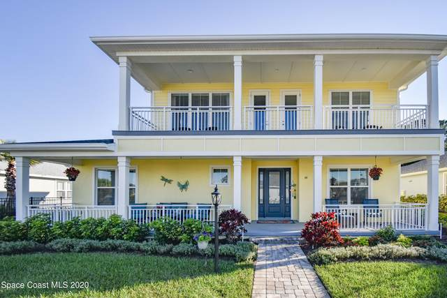 66 Lagoon Way, Titusville, FL 32780 (#898255) :: The Reynolds Team/ONE Sotheby's International Realty