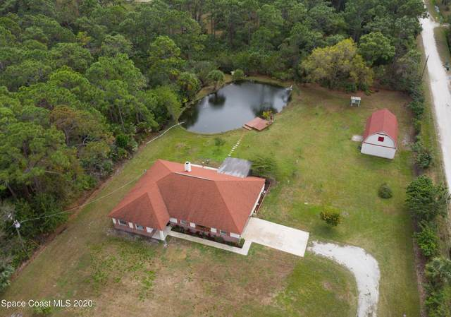 1531 Hall Road, Malabar, FL 32950 (#898259) :: The Reynolds Team/ONE Sotheby's International Realty