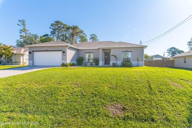 6409 Leonard Avenue, Cocoa, FL 32927 (MLS #898270) :: Blue Marlin Real Estate