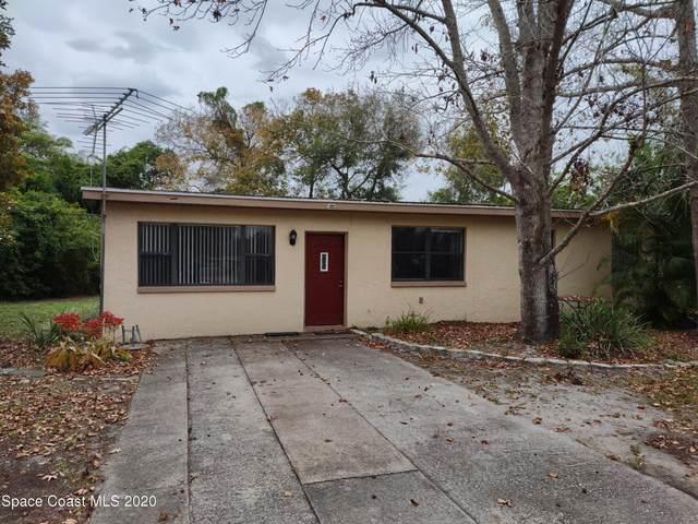 802 Hillsdale Drive, Cocoa, FL 32922 (MLS #898283) :: Blue Marlin Real Estate