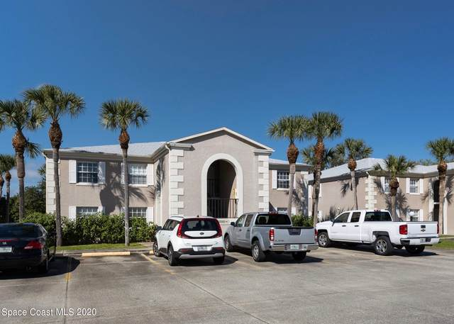 4133 Cedar Creek Circle #308, Merritt Island, FL 32953 (MLS #898297) :: Blue Marlin Real Estate