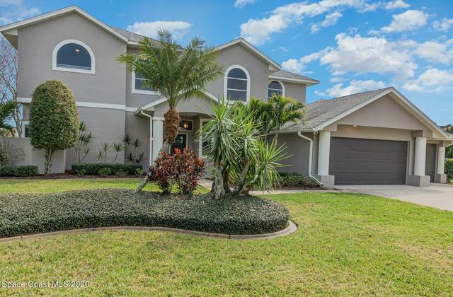 3055 Savannahs Trail, Merritt Island, FL 32953 (MLS #898312) :: Blue Marlin Real Estate