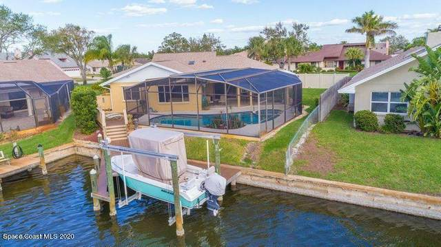 201 Mariah Court, Merritt Island, FL 32953 (MLS #898324) :: Blue Marlin Real Estate