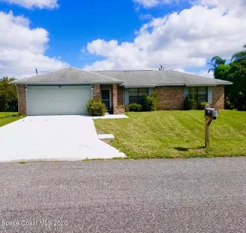221 Haverford Lane NE, Palm Bay, FL 32907 (MLS #898329) :: Engel & Voelkers Melbourne Central