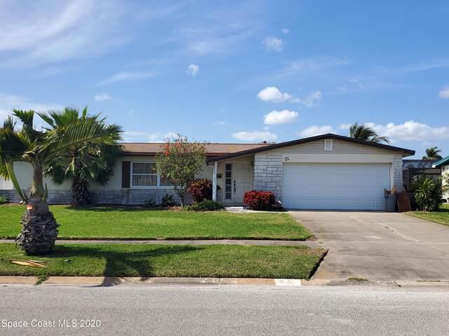 440 Eagle Drive, Satellite Beach, FL 32937 (MLS #898330) :: Blue Marlin Real Estate