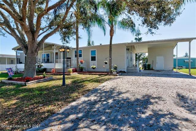 1217 Bluebird Drive, Barefoot Bay, FL 32976 (MLS #898334) :: Coldwell Banker Realty