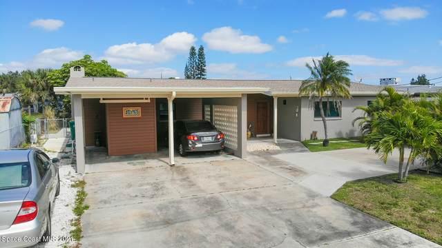 1460 Holly Avenue, Merritt Island, FL 32952 (MLS #898355) :: Blue Marlin Real Estate