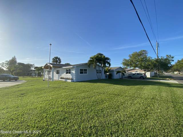 400 Cinnamon Drive, Satellite Beach, FL 32937 (MLS #898375) :: Blue Marlin Real Estate
