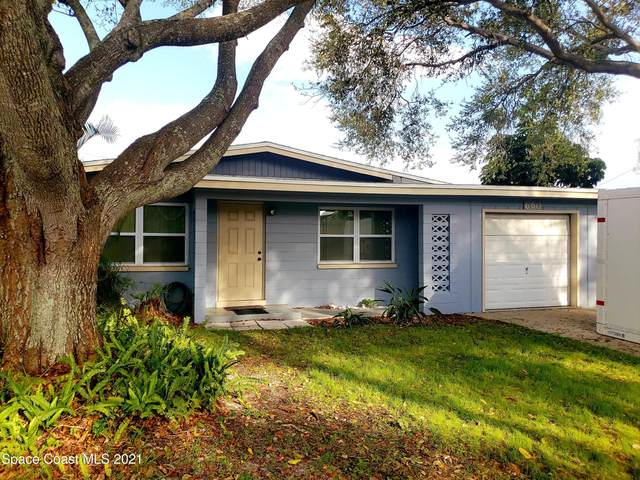 660 Alaska Road, Merritt Island, FL 32953 (MLS #898376) :: Blue Marlin Real Estate
