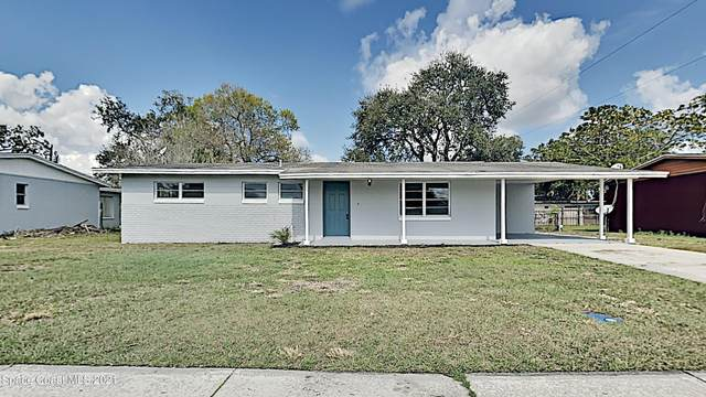 2474 Dianne Drive, Cocoa, FL 32926 (MLS #898423) :: Premium Properties Real Estate Services