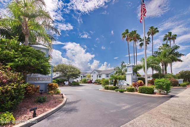 550 S Brevard Avenue #515, Cocoa Beach, FL 32931 (MLS #898438) :: Premium Properties Real Estate Services