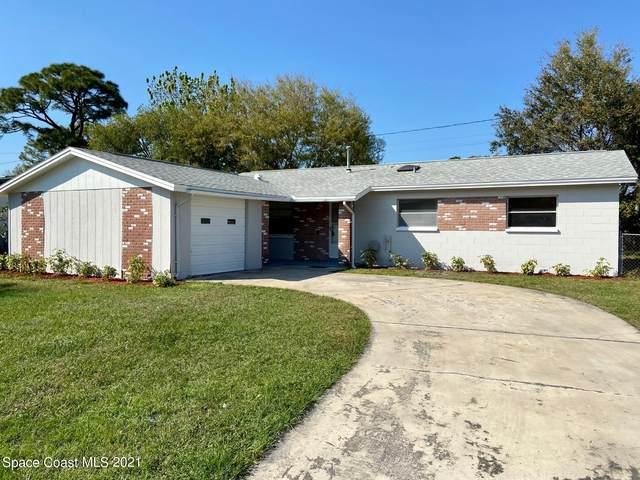 1088 Coronado Drive, Rockledge, FL 32955 (MLS #898441) :: Blue Marlin Real Estate