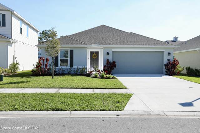 1316 Potenza Drive, West Melbourne, FL 32904 (MLS #898447) :: Premium Properties Real Estate Services